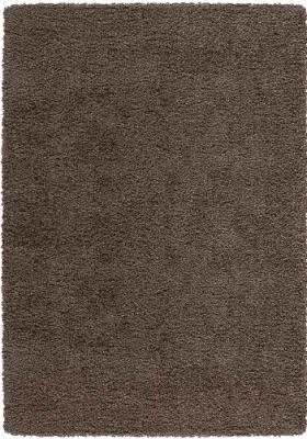 Ковер OZ Kaplan Super Shaggy (160x230, коричневый)