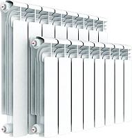 Радиатор алюминиевый Rifar Alum 500 (4 секции) -