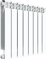 Радиатор биметаллический Rifar Alp 500 (6 секций) -