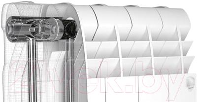 Радиатор биметаллический Rifar Alp 500 (10 секций)