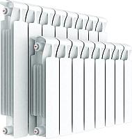 Радиатор биметаллический Rifar Monolit 350 (3 секции) -
