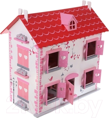 Кукольный домик Eco Toys 4101