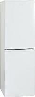 Холодильник с морозильником Berson BR145 -