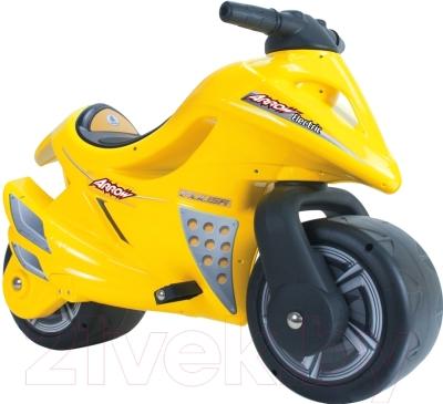 Детский мотоцикл Injusa Стрела 648