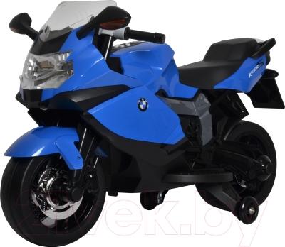 Детский мотоцикл Chi Lok Bo БМВ RS1300 / 283 (синий)