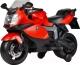 Детский мотоцикл Chi Lok Bo БМВ RS1300 / 283 (красный) -