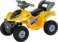 Детский квадроцикл Chi Lok Bo Багги Фэйчи 636 (желтый) -