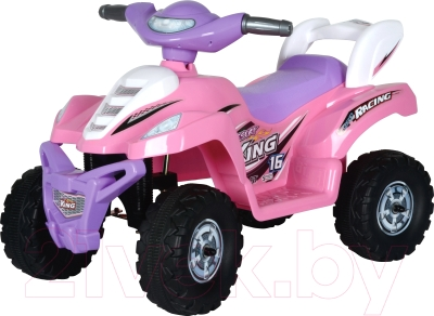 Детский квадроцикл Chi Lok Bo Багги Фэйчи 636 (розовый)