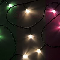 Светодиодная гирлянда Neon-Night Твинкл Лайт 303-019 (4м, мультиколор) -