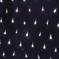 Светодиодная сеть Neon-Night 215-011 (2x0.7м, белый) -