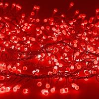 Светодиодная гирлянда Neon-Night Мишура 303-612 (6м, красный) -