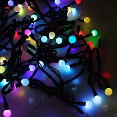 Светодиодная гирлянда Neon-Night Шарики 303-509-2