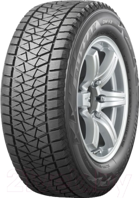 Зимняя шина Bridgestone Blizzak DM-V2 265/55R19 109T