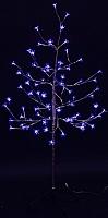 Светодиодное дерево Neon-Night Сакура 531-253 (1.2м, синий) -