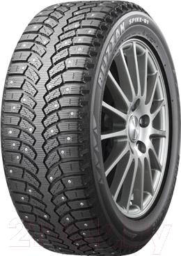 Зимняя шина Bridgestone Blizzak Spike-01 265/60R18 114T (шипы)