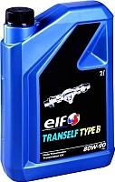 Трансмиссионное масло Elf Tranself Type B 80W-90 / 194734 (2л) -