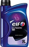 Трансмиссионное масло Elf Elfmatic G3 Dexron ІІІ / 194736 (1л) -