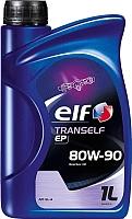 Трансмиссионное масло Elf Tranself EP 80W-90 / 194731 (1л) -