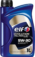 Моторное масло Elf Evolution Full-Tech LLX 5W-30 / 194860 (1л) -