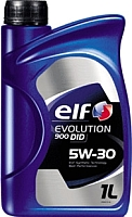 Моторное масло Elf Evolution 900 DID 5W-30 / 194883 (1л) -