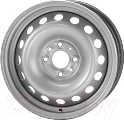Штампованный диск Trebl 6355 5.5x14 4x108мм DIA 63.3мм ET 37.5 мм S