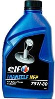 Трансмиссионное масло Elf Tranself NFP 75W-80 / 195177 (0.5л) -