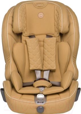 Автокресло Happy Baby Mustang Isofix (бежевый)