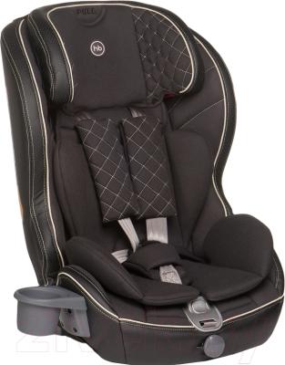 Автокресло Happy Baby Mustang Isofix (черный)