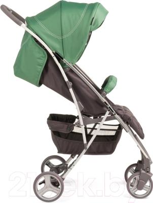 Детская прогулочная коляска Happy Baby Eleganza (зеленый)