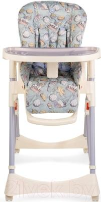 Стульчик для кормления Happy Baby Kevin V2 (фиолетовый)