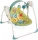 Качели для новорожденных Happy Baby Jolly (зеленый) -