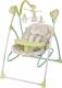 Качели для новорожденных Happy Baby Luffy (зеленый) -