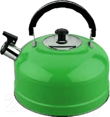 Чайник со свистком Irit IRH-418 (зеленый)