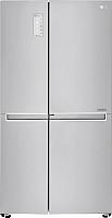 Холодильник с морозильником LG GC-M247CABV -
