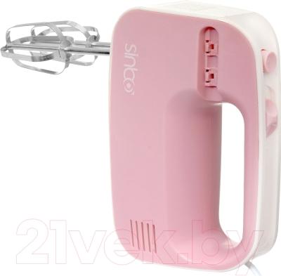 Миксер ручной Sinbo SMX-2733 (розовый)