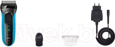Электробритва Braun Series 3 3040s Wet&Dry (81577342)