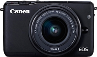 Беззеркальный фотоаппарат Canon EOS M3 M15-45 S -