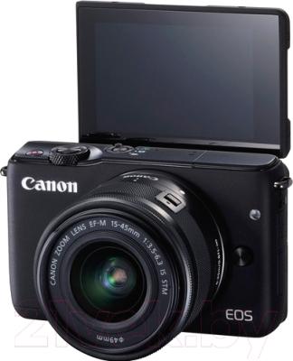 Беззеркальный фотоаппарат Canon EOS M3 Kit 15-45mm
