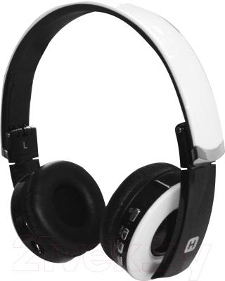Наушники-гарнитура Harper HB-400 (белый/черный)