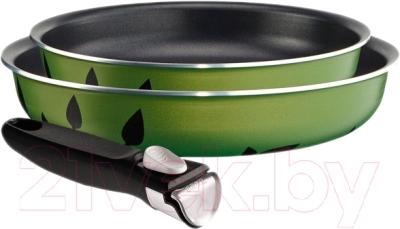 Набор кухонной посуды Tefal Ingenio Green 04152820