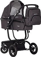 Детская универсальная коляска EasyGo Soul 2 в 1 (антрацит) -