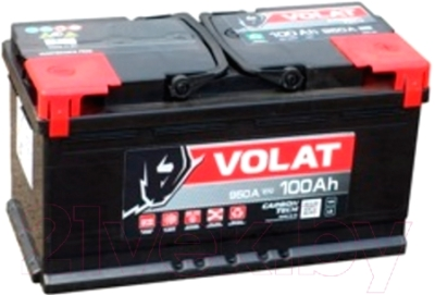 Автомобильный аккумулятор VOLAT Аutopart (110 А/ч)