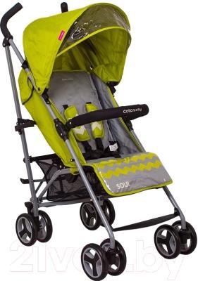 Детская прогулочная коляска Coto baby Soul 2016 (05/зеленый)