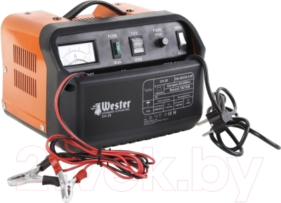 Зарядное устройство для аккумулятора Wester CH20