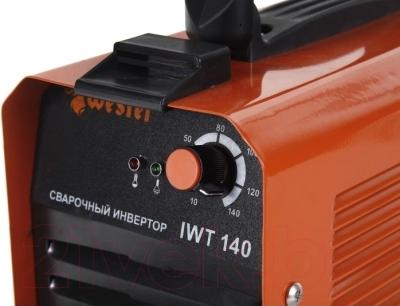 Инвертор сварочный Wester IWT140