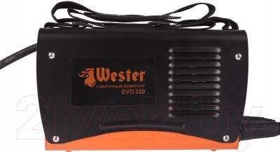 Инвертор сварочный Wester Evo 220