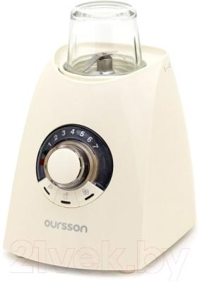 Блендер стационарный Oursson BL0642G/IV