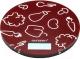 Кухонные весы Oursson KS5003GD/DC -