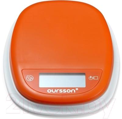 Кухонные весы Oursson KS5006PD/OR