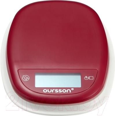 Кухонные весы Oursson KS5006PD/RD